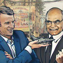 «Самая большая демократия в мире»: почему Франция сделала ставку на Индию в ее конфликте с Китаем?