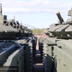 ТОП-4 российских танков  на вооружении армии России