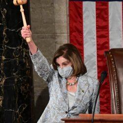 Н. Пелоси переизбрана на пост спикера Палаты представителей Конгресса США