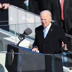 Дж. Байден призвал к национальному единству на фоне сильной разобщенности в качестве 46-го президента США