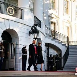 Д.Трамп покинул Белый дом, не дожидаясь инаугурации президента Дж. Байдена