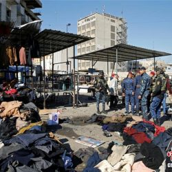 Число жертв атаки смертников в Багдаде возросло до 32 человек
