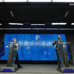 Лидеры стран ЕС призвали производителей вакцин соблюдать условия контрактов