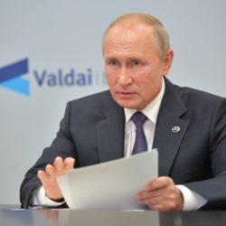 Валдайское выступление Путина как ответ очередному «Чемберлену»