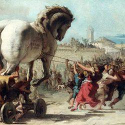 Троянская конница Запада