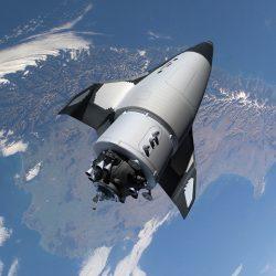 Есть вероятность, что возрождают неосуществленный проект российского прорывного корабля «Клипер»