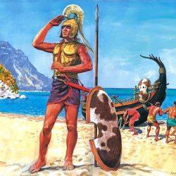Белые боги Средиземноморья