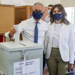 На Кипре проходят парламентские выборы