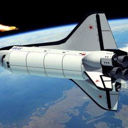Первый КОСМИЧЕСКИЙ бомбардировщик в ядерной схватке