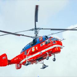 Ростех представит на МАКС-2021 модернизированный Ка-32А11М