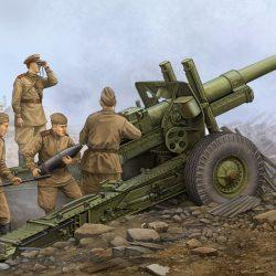 Артиллерия. Крупный калибр