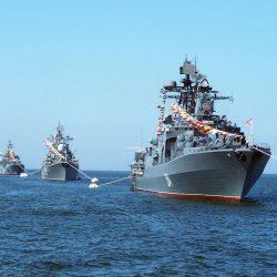 21 мая 2021 года  - 290 лет основания Тихоокеанского флота России