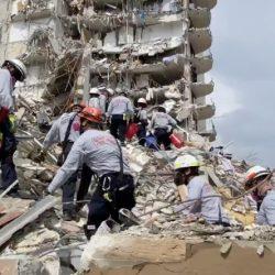 Число погибших при обрушении дома в американском штате Флорида возросло до девяти
