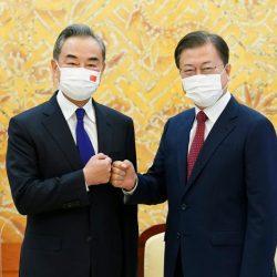 Ван И рассказал о трех уроках развития отношений между Китаем и РК