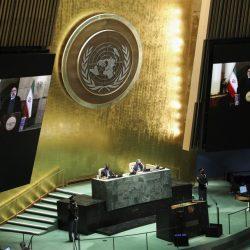 Президент Ирана раскритиковал гегемонизм США на сессии Генассамблеи ООН